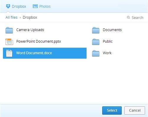 Cara Berbagi File Dropbox ke Grup Facebook