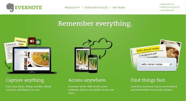 Evernote: Aplikasi Pembuat Catatan Paling Lengkap dan Mudah!