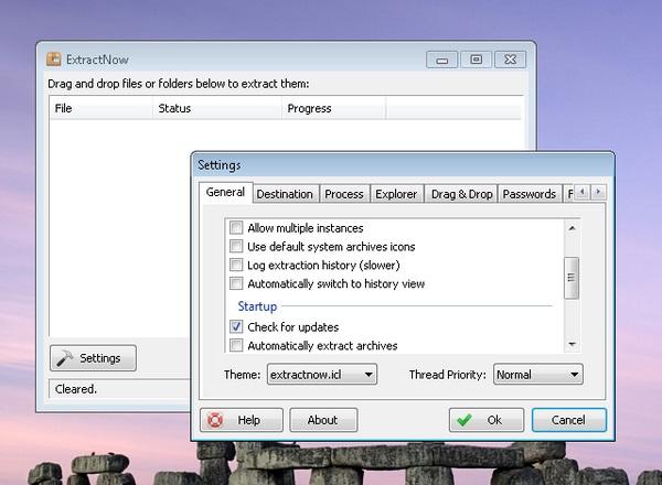 ExtractNow: Extract Banyak File Arsip Sekaligus Dengan Mudah dan Cepat