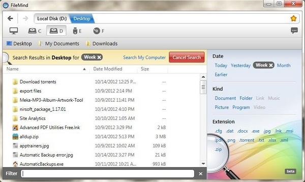 Filemind: Software Canggih untuk Mencari File dan Folder Dengan Cepat