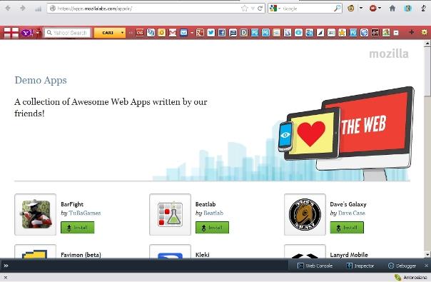 Mozilla Firefox 16 Dirilis. Apa Aja Sih Fitur Barunya?