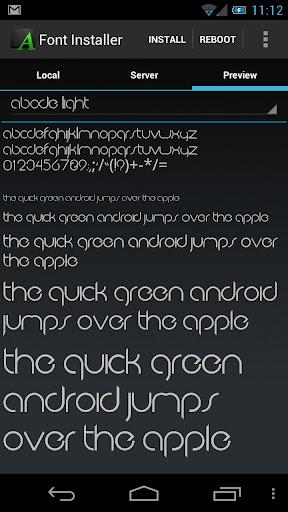 Font Installer : Cara Mudah Mengganti Tampilan Font Android