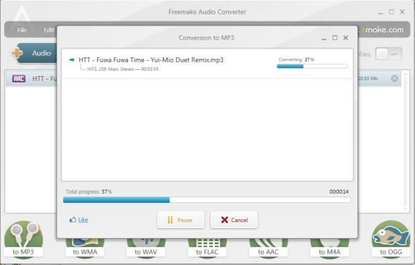 Freemake Audio Converter: Membantu Menikmati File audio di Device Berbeda
