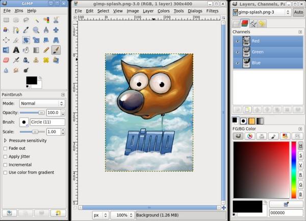 GIMP: Alternatif untuk Memanipulasi Gambar atau Foto Kamu