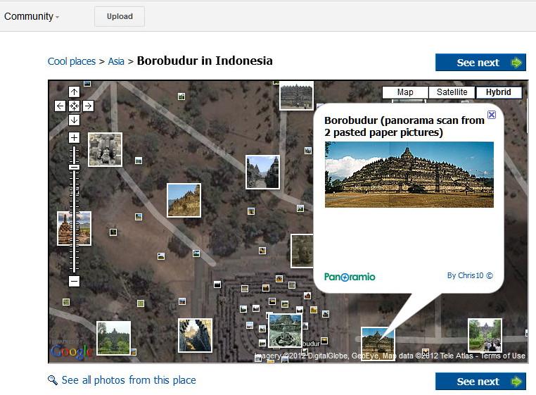Google Panoramio Nikmati Panorama Seluruh Dunia dengan Layanan ini