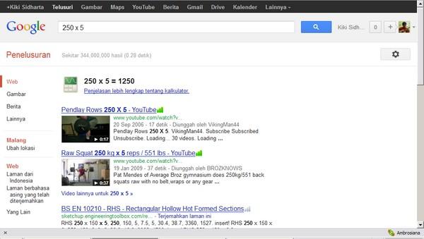Tips Pemanfaatan Google yang Mungkin Kamu Belum Tahu