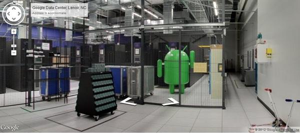 Jalan-Jalan Yuk Keliling Di Google Data Center