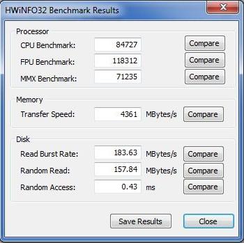 Dapatkan Informasi Lengkap Tentang Hardware dan Driver Dengan HWiNFO