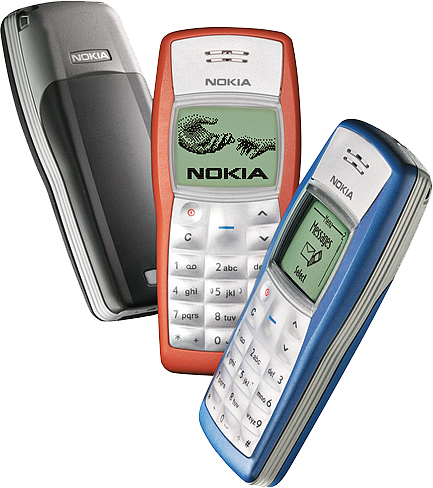 Ini Dia Handphone Terlaris di Dunia