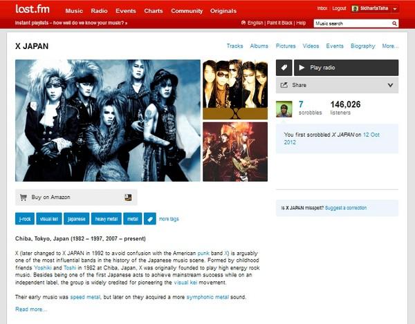 Last.fm: Tempat Berkumpulnya Penggemar Musik Segala Genre!