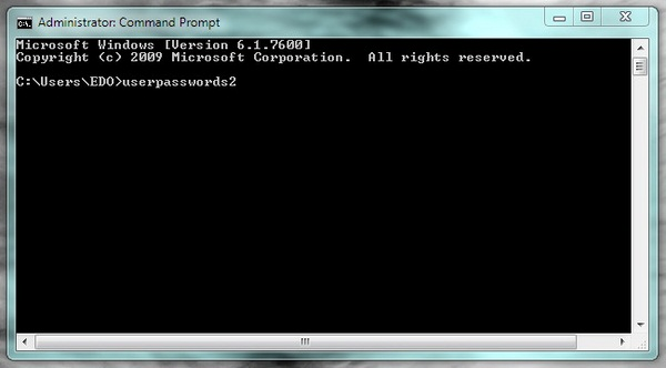 Cara Login Otomatis Tanpa Mengisi Password di Windows 7 & 8