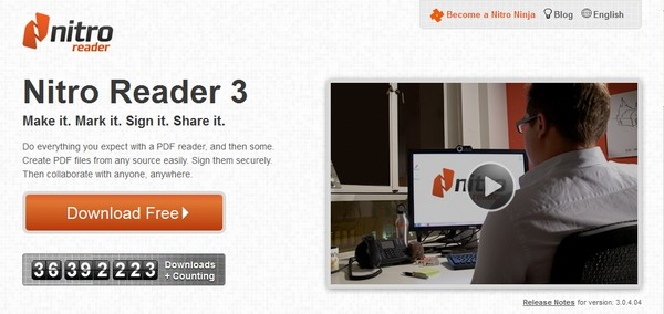 NitroPDF: Alternatif PDF Reader dengan Fitur Ekstra