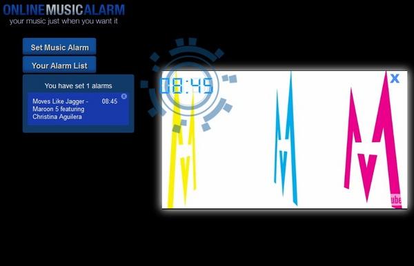 Bangun Lebih Pagi Menggunakan Online Music Alarm