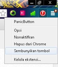 PanicButton: Sembunyikan Semua Tab Browser Saat Bos Datang Tiba-Tiba!