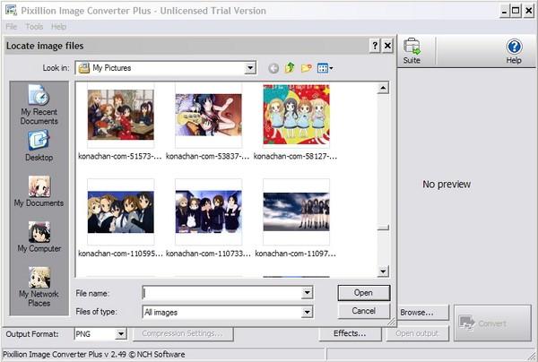 Prosedur Batch Processing Lengkap Menggunakan Pixilion Image Converter
