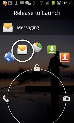 Quick Launch: Aplikasi Dengan Widget Notifikasi Mirip iPhone
