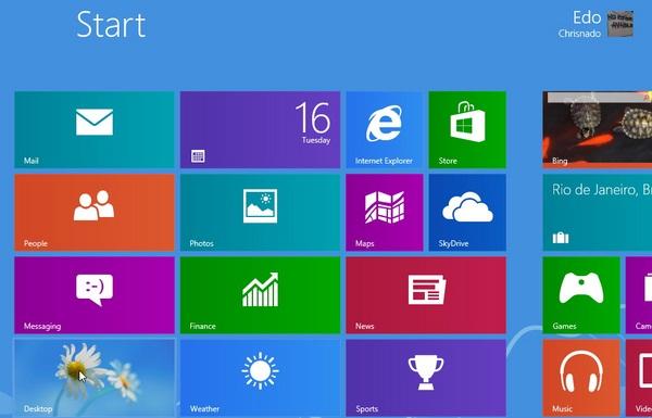 Cara Mengaktifkan dan Mematikan Startup Sound di Windows 8