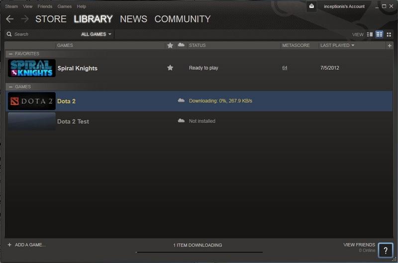 Cara Untuk Mempercepat Download Game dan Koneksi di Steam