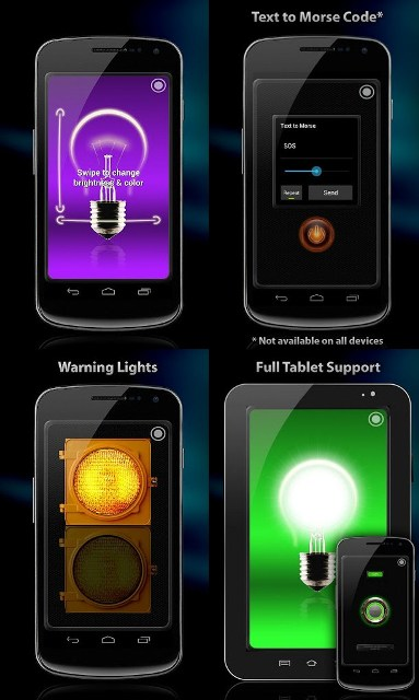 Tiny Flashlight Aplikasi Android Pengganti Senter Darurat