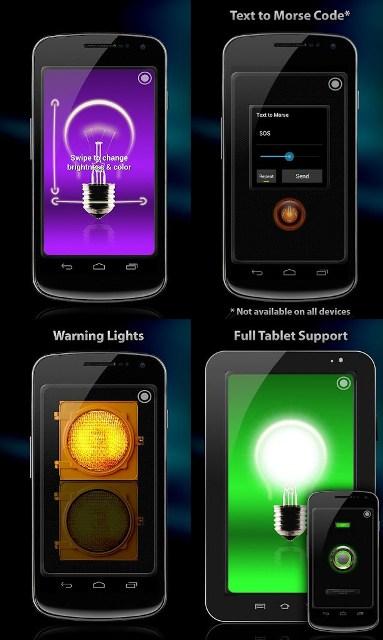 Tiny Flashlight Aplikasi Android Pengganti Senter Darurat