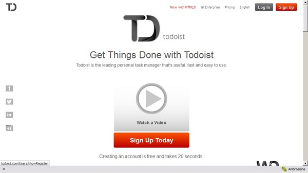 Todoist: To-Do List Super Praktis