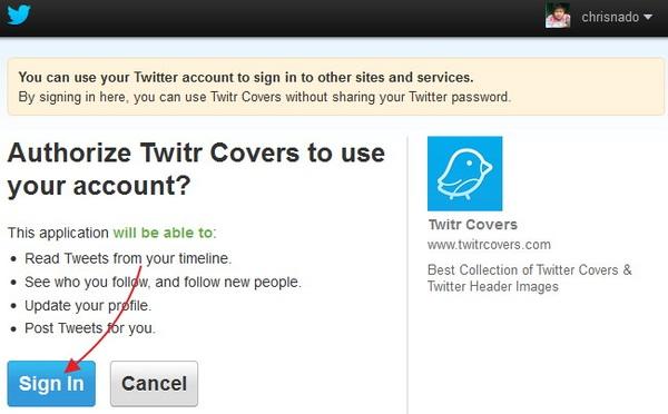 Temukan Banyak Twitter Header Cantik di TwitrCovers