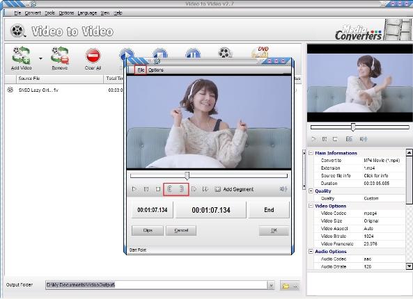 Video to Video Converter: Konversi, Memecah, Menggabungkan, dan Memberi Watermark File Video