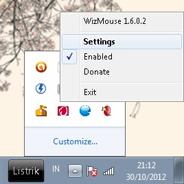 WizMouse: Scroll Halaman Tanpa Perlu Mengklik Window Terlebih Dahulu