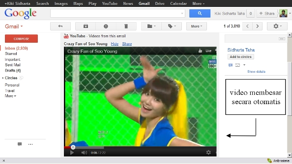 [Add-Ons Firefox] Memainkan Video YouTube tanpa Harus Membuka Website-nya dengan YouTube Anywhere Player