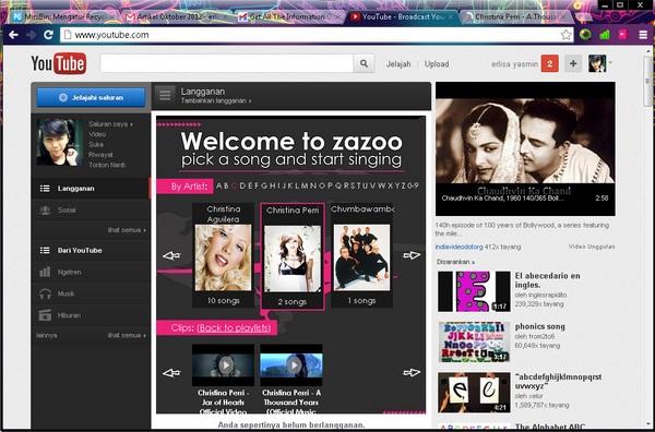 Zazoo: Dapatkan Informasi Tentang Video Musik di Youtube