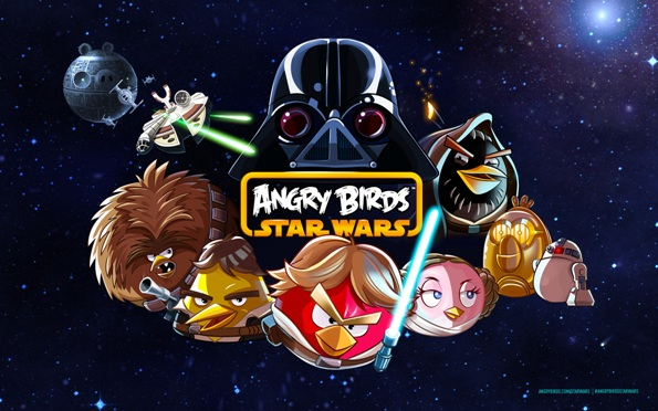 [Wow] Angry Birds Star Wars Diluncurkan 8 November Mendatang