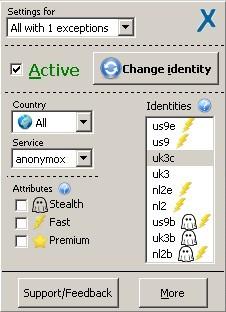 anonymoX Cara Mudah Mengganti dan Menyembunyikan IP Address