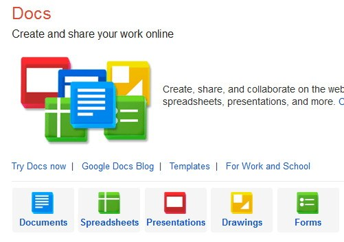Google Docs Masih Support Format MS Office Lama Sampai 31 Jan 2013