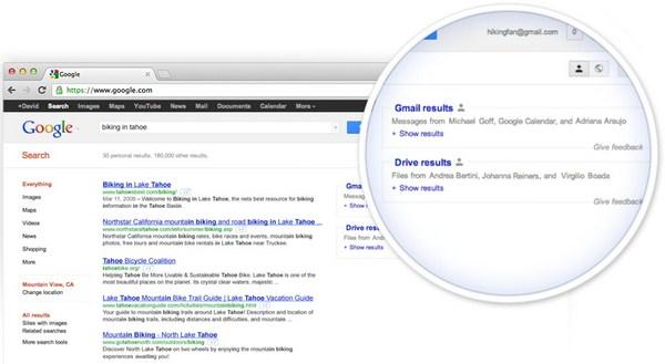 Google Drive Akan Masuk di Hasil Pencarian Google