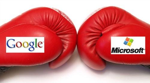 Sekarang Google Lebih Bernilai daripada Microsoft
