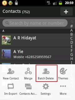 Cara Mengimpor Kontak Smartphone Android ke Akun Gmail Kamu