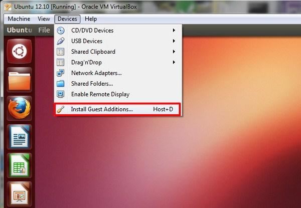 Cara Menginstall Ubuntu 12.10 di VirtualBox Windows