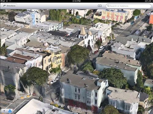 Kota ini tampak porak-poranda..seperti habis kena gempa besar-besaran.