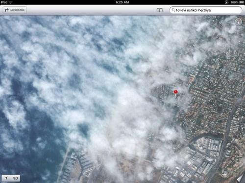Dan awan tebal menutupi seluruh kota..