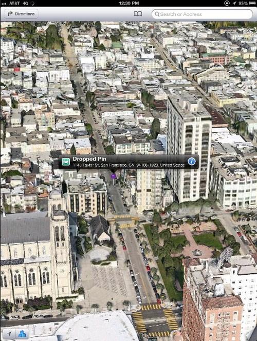 Kota San Fransisco menjadi semacam mainan plastik yang baru dipanaskan.