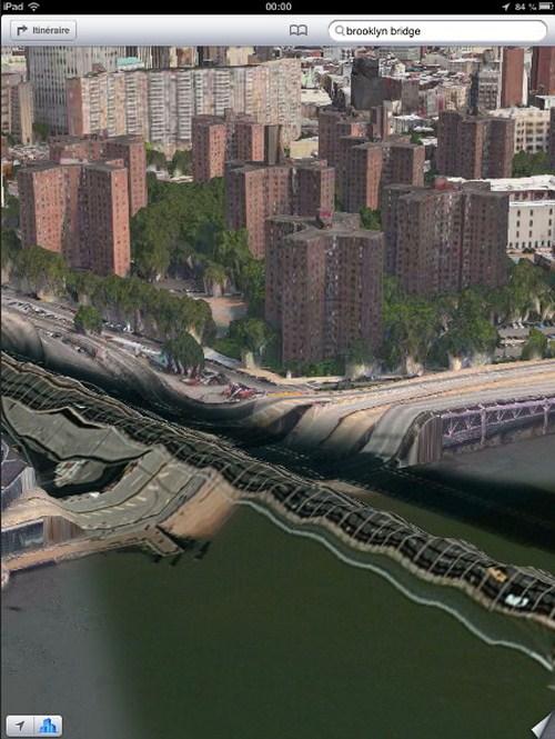 Beranikah kamu melintasi jembatan Brooklyn ini?