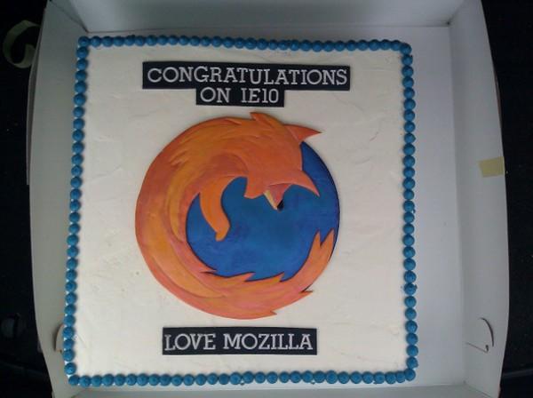 So Sweet! Inilah Kue Tart dari Mozilla untuk IE 10