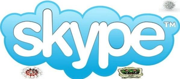 Hati-hati: Penyebaran Malware Lewat Skype Makin Marak
