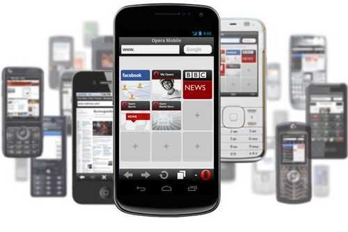 Opera Mini dan Opera Mobile Akan Dihadirkan di Windows Phone 8
