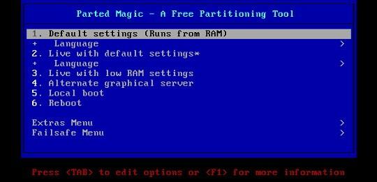 Parted Magic: Hardisk Toolbox yang Sebaiknya Kamu Miliki