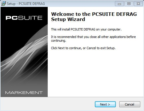 Dapatkan Lisensi Legal PCSuite Defrag Pro Senilai $19.99