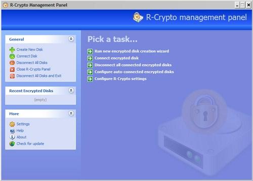R-Crypto: Jangan Biarkan Orang Lain Mengakses Data Penting Kamu!
