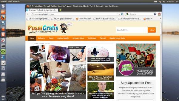 "Ubuntu 12.10 ""Quantal Quetzal"" Sudah Dirilis!"