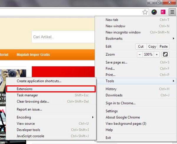 Gawat: Matikan Ekstensi Settings Protector di Google Chrome Kamu!