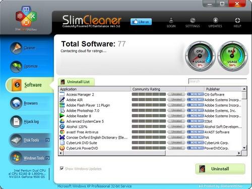 Bersih-bersih Komputer dengan SimCleaner